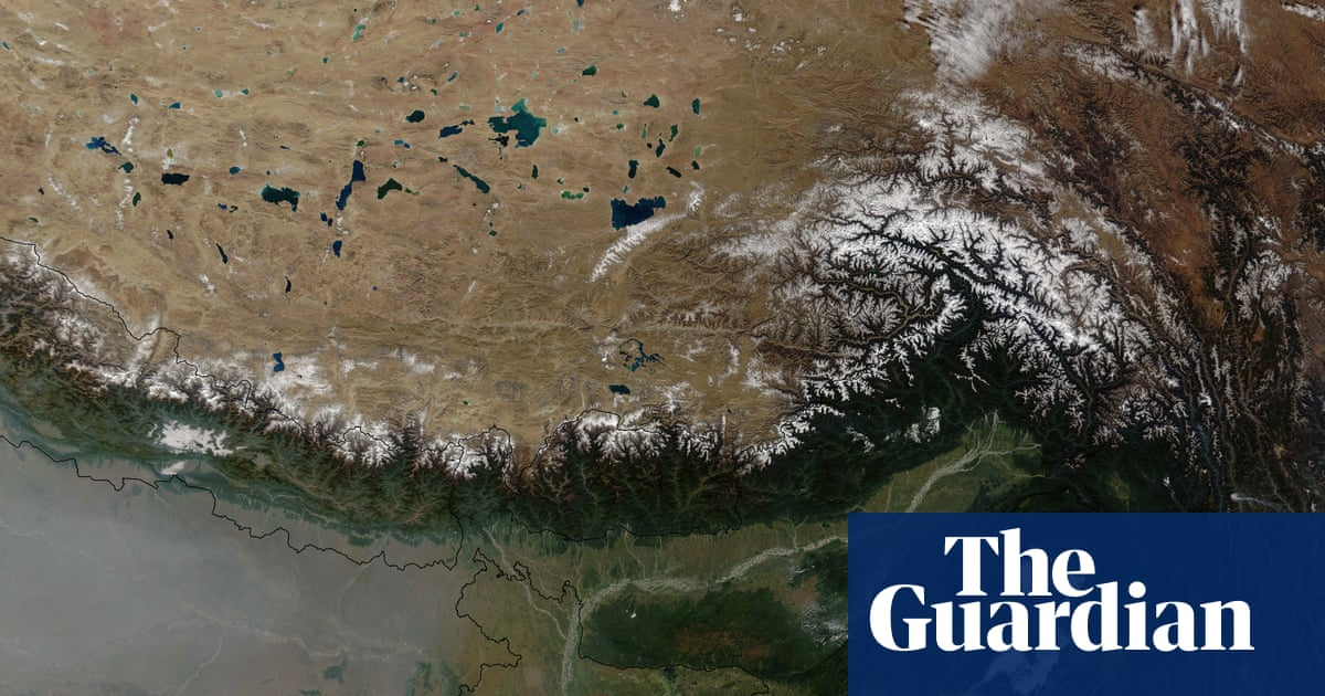 Satellite Eye on Earth: November 2015 - in pictures
