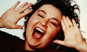 Roseanne Barr in 1989