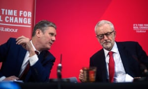 Keir Starmer is a potential successor to Jeremy Corbyn as leader of the Labour party.