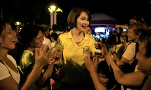 Geraldine Roman won 62% of votes in Bataan, where she succeeds her mother as a representative in the congress.