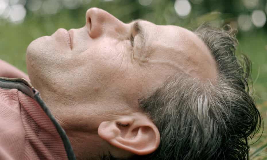 Baffled … David Smith in True Calling.