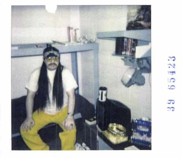 Gerald Pizzuto Jr, circa 2000.
