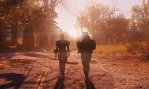 Fallout 76 review – a pointless walk in the post-apocalypse