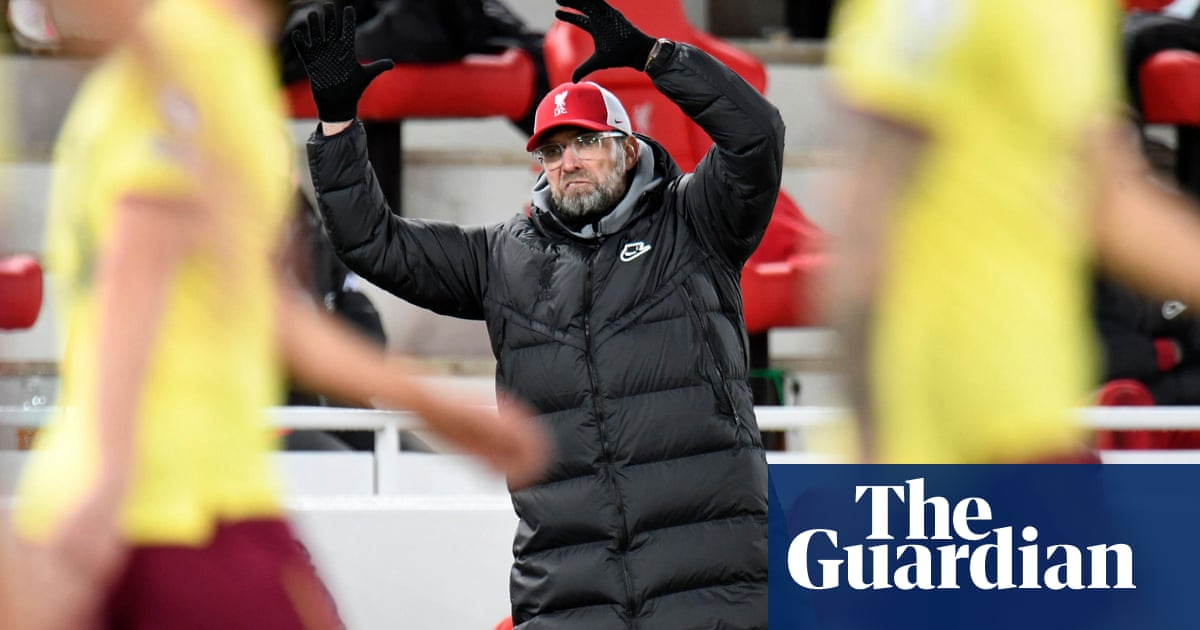 Jürgen Klopps Liverpool are on fire to arrest poor run against Tottenham