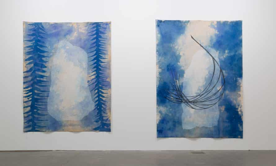 Seduces with mesmeric forms and then hits us with the heavy stuff … Judy Watson at Ikon Gallery, Brimingham.