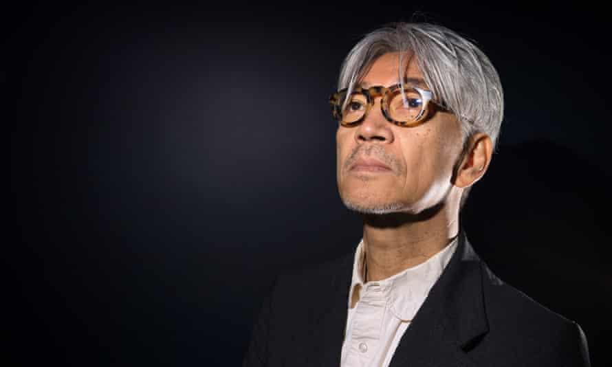 Ryuichi Sakamoto in 2016.