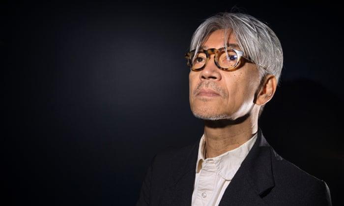 Electronic pioneer Ryuichi Sakamoto: 'My great regret is not