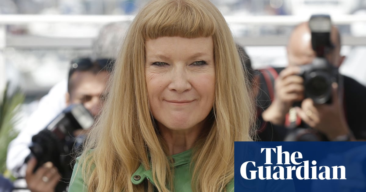 Andrea Arnold Shocked At Lack Of Women Directors Film The Guardian