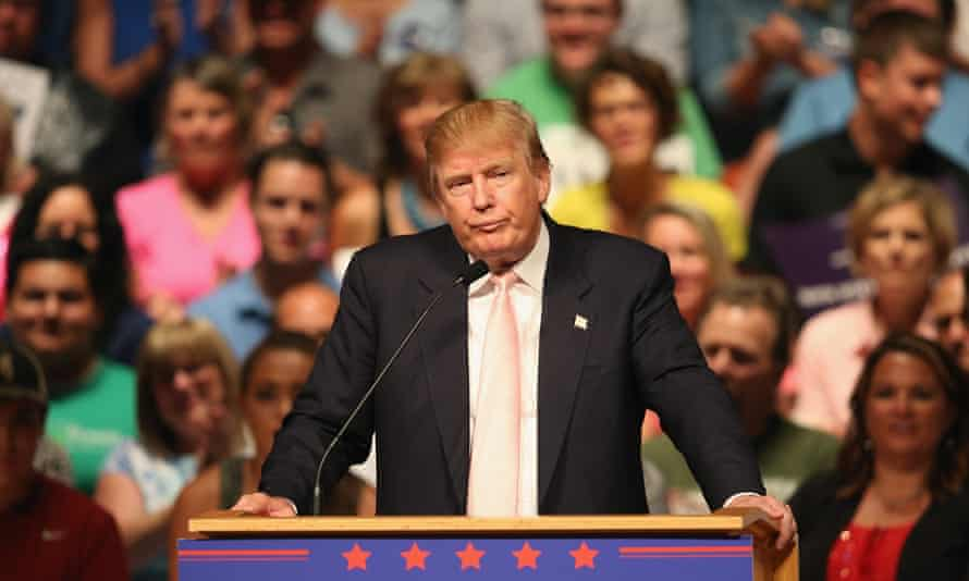 Donald Trump oskaloosa iowa