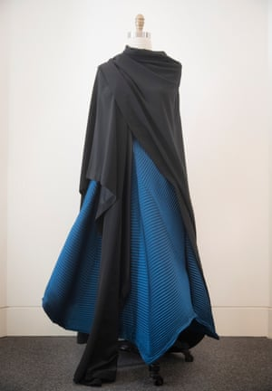 One of Dr Gene Sherman's fashion pieces