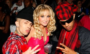 N-Dubz, one of the acts that used Channel U as a springboard to fame.