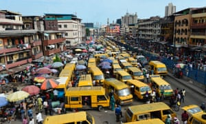 Lagos, set to become the largest metropolis the world has ever known.