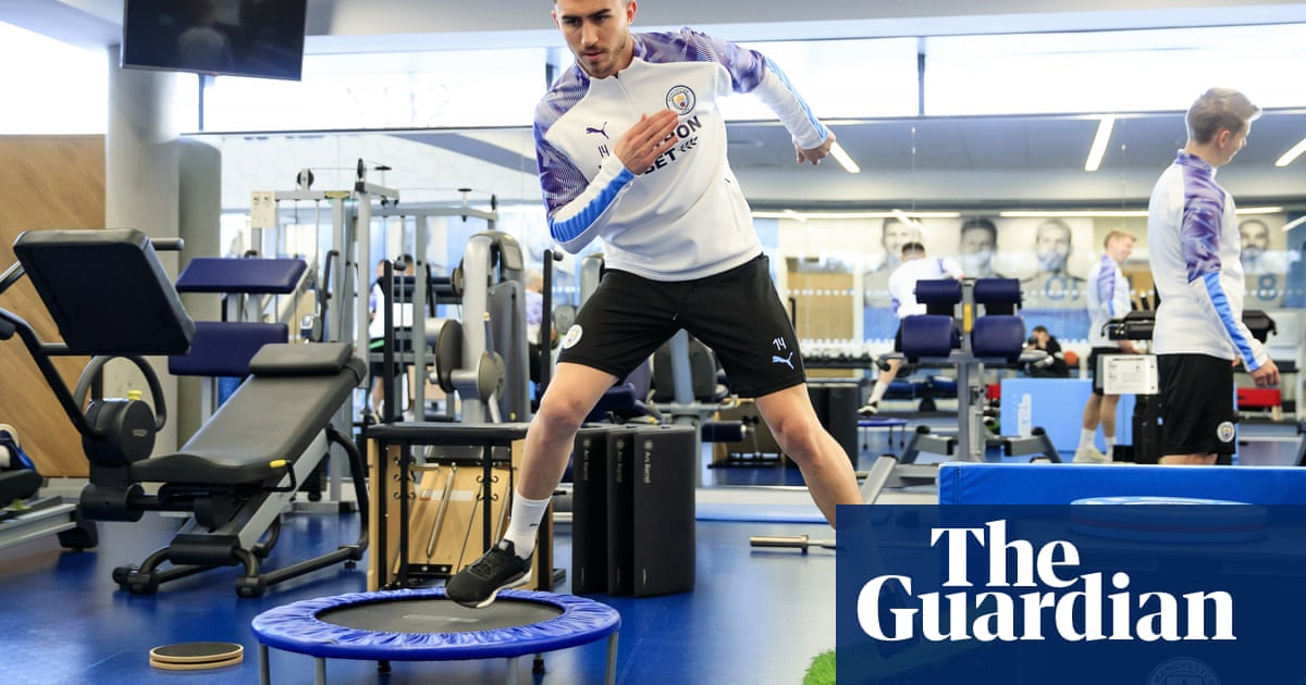Pep Guardiola warns not to expect too much from returning Aymeric Laporte