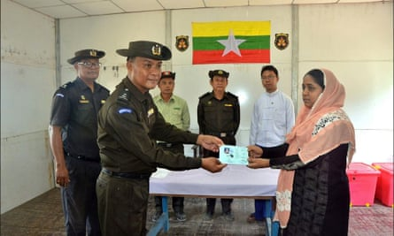 First Rohingya family repatriated despite UN concerns. Michael Safi story