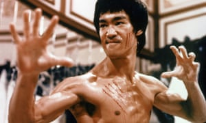 Bruce Lee in the 1973 film Enter the Dragon.