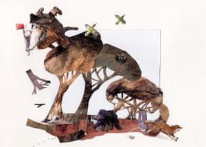 Emily Gravett Wolves slide 1