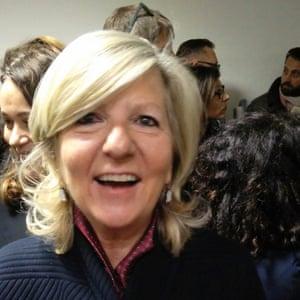Italian prosecutor Paola Guglielmi
