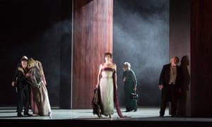 The Exterminating Angel at the Salzburg festival.