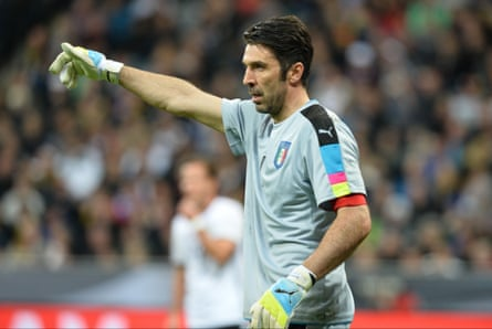 Can Italy goalkeeper Gianluigi Buffon lead Italy from the back this summer?