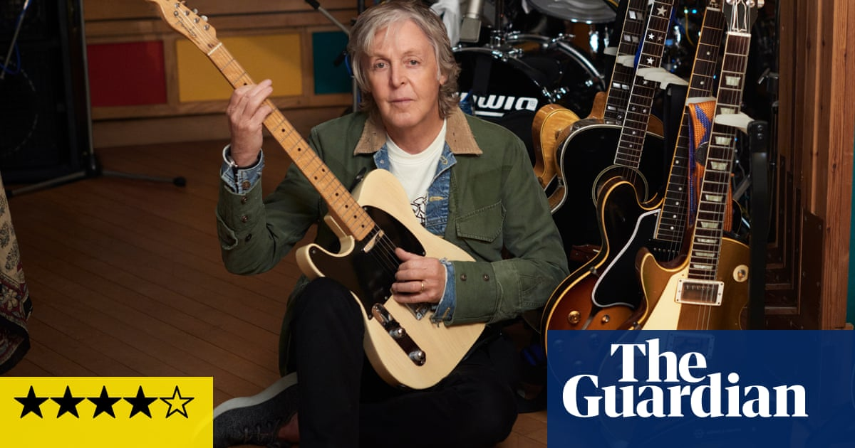 Paul McCartney: McCartney III review | Alexis Petridiss album of the week