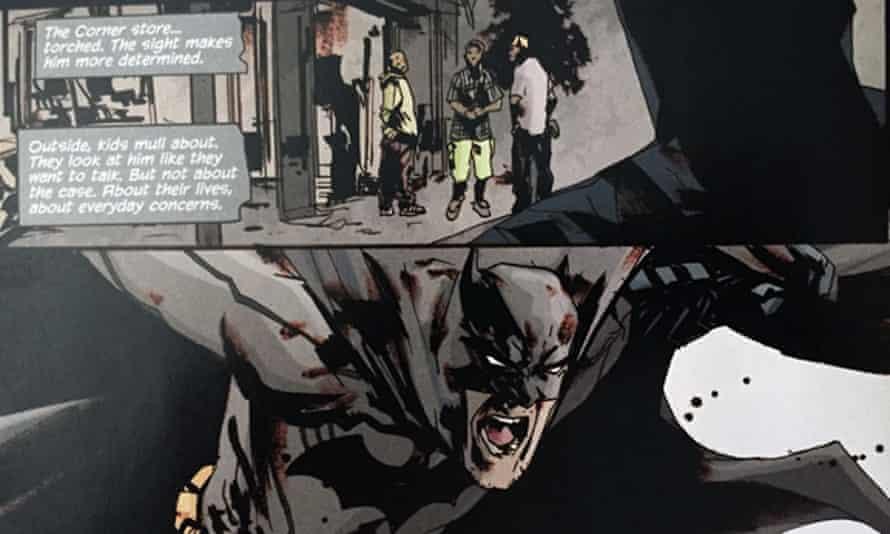 Batman comic #44