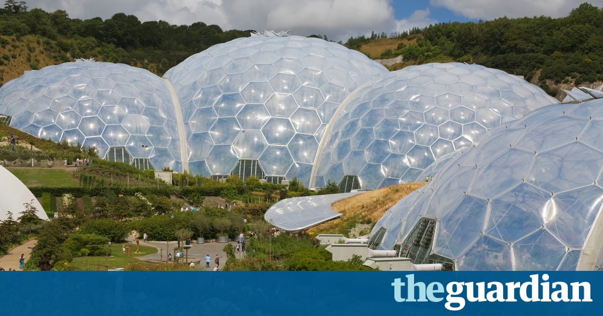 Eden Project branches out with plans for Chinese and US sites