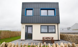 Solcer house, Cardiff University's pioneering low-cost low-energy house