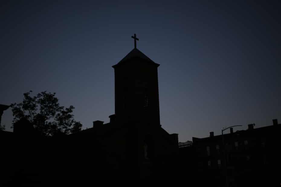 St Joseph of the Holy Family Church, on 125th street in Harlem.
