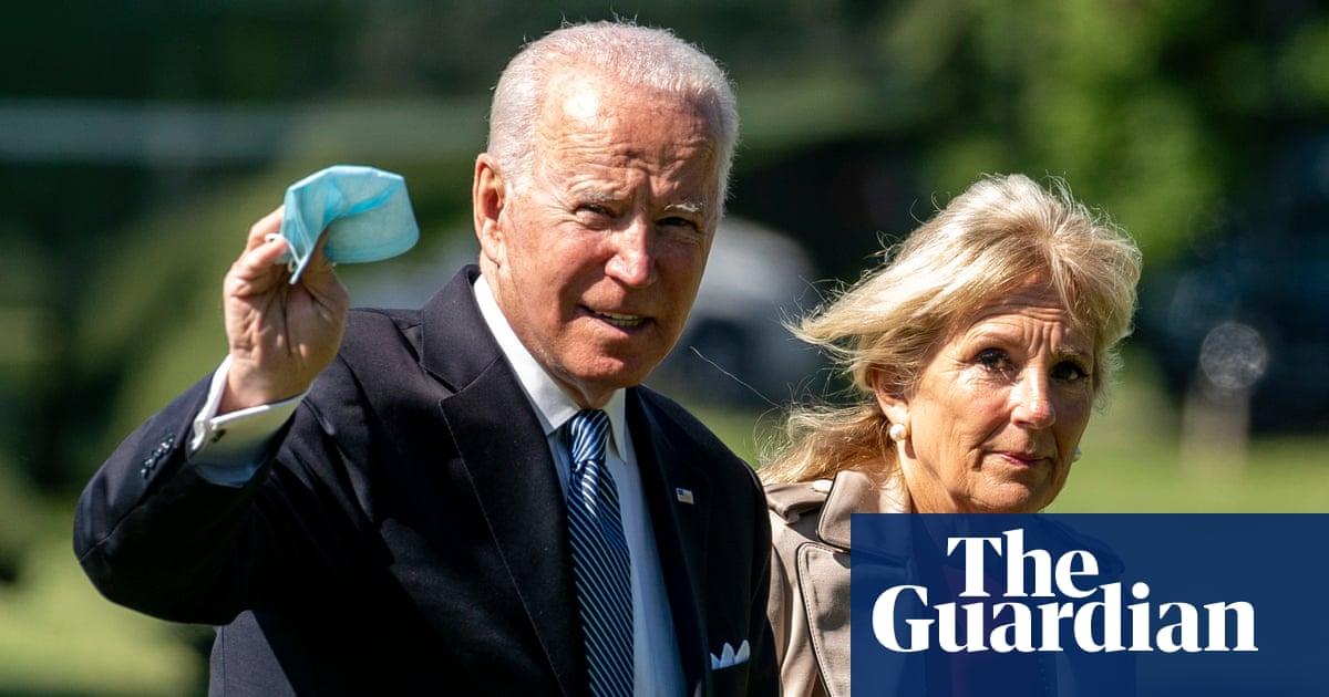 Queen to meet Joe Biden at Windsor Castle on 13 June