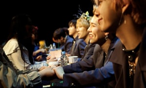 Monsta X: the boyband surviving the K-pop factory | Music