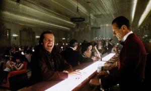 Jack Nicholson The Shining.