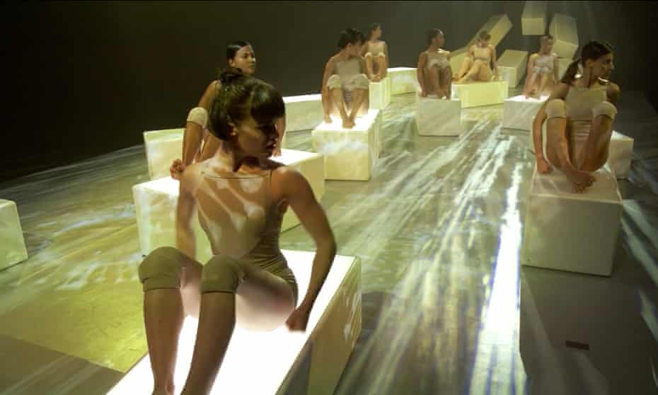 Shobana Jeyasingh's Contagion, part of Dancing Nation digital festival, from Sadler's Wells and BBC Arts.