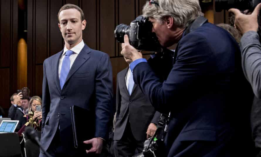 mark zuckerberg arrives to testify before a senate committee in april this year