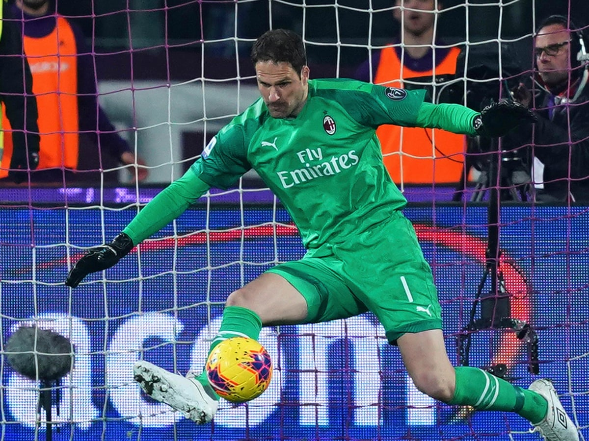 Milan's Asmir Begovic: 'When I first came back, nobody was in the ...