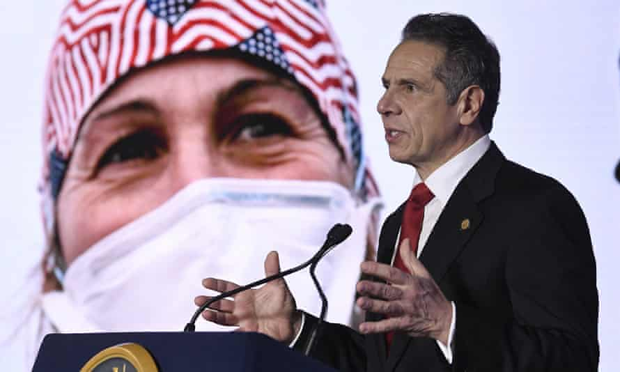 Andrew Cuomo has seen his image as a pandemic-taming leader dented by a series of disclosures involving nursing homes in recent weeks.
