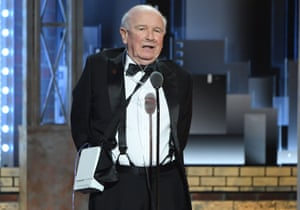 McNally, again at the Tony awards at Radio City Music Hall, New York, in June 2019. He had survived lung cancer, but lived with chronic obstructive pulmonary disease (COPD), and died in 2020 due to complications from coronavirus.
