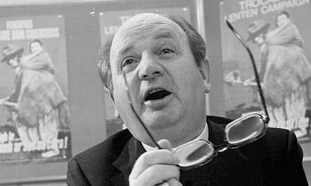 Bishop Eamonn Casey at a conference in Dublin, 1980. He was noted for his outspokenness on social issues.