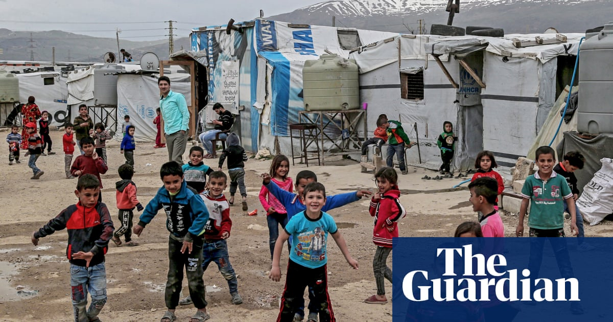 British aid cuts to leave tens of thousands of Syrians 'paperless'