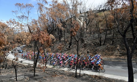 'This is a wake-up call': How will pro cycling address its own climate crisis? | Kieran Pender