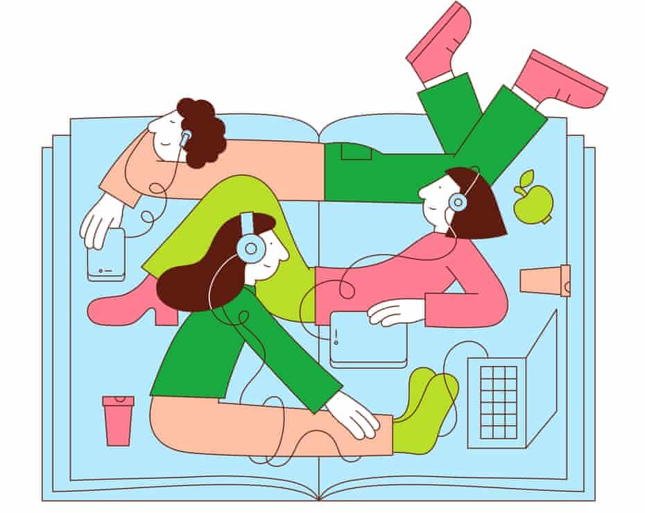 Illustration by Martina Paukova.