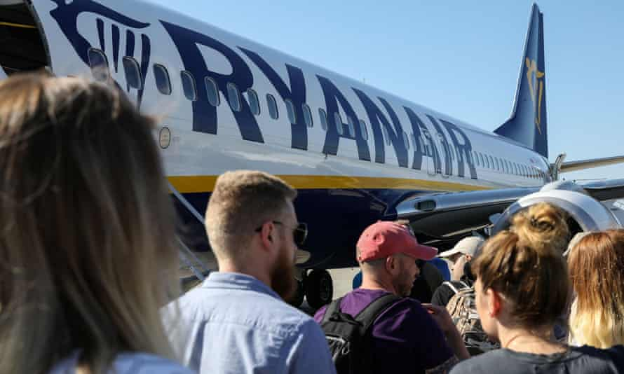 Ryanair's call centre will charge you £160 for changing a name on a ticket after the first 48 hours.