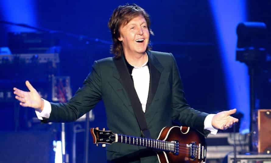 Paul McCartney is reported to be central to a set piece that is a late addition to the film.