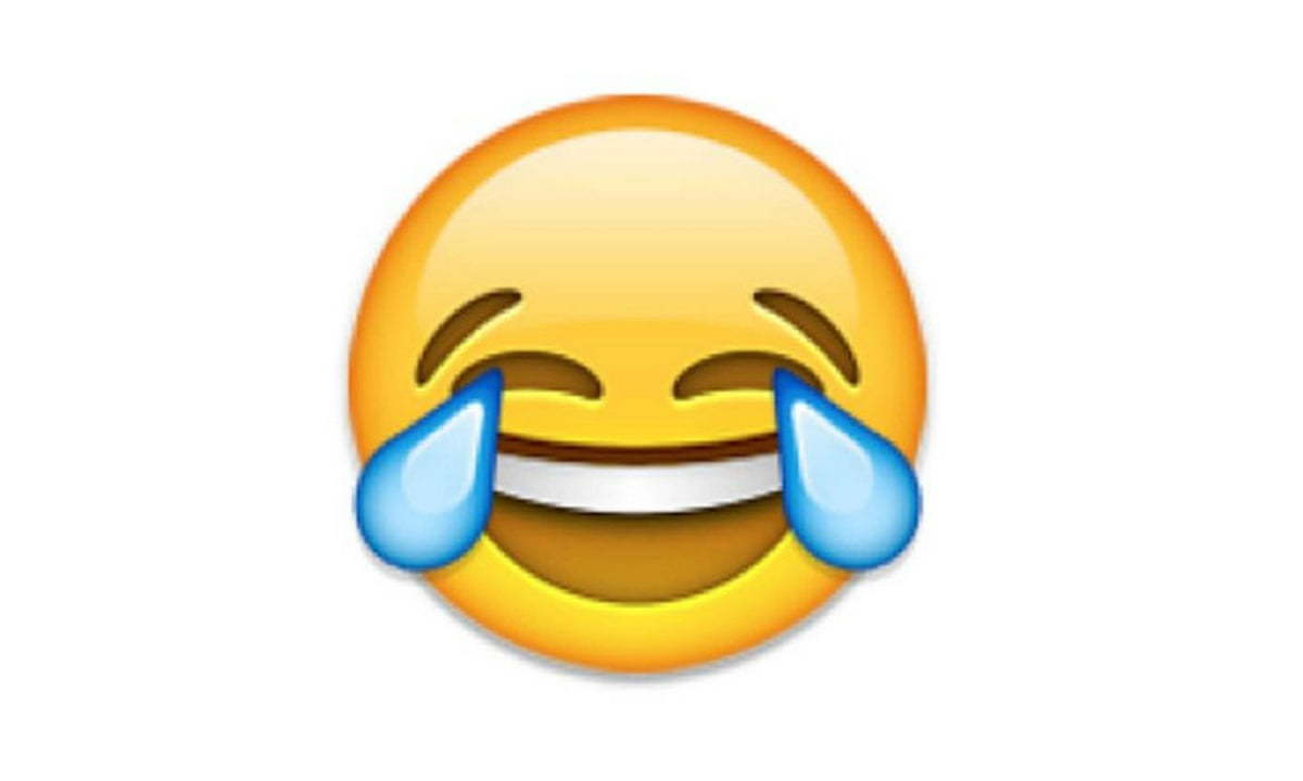 Image result for laughing crying face