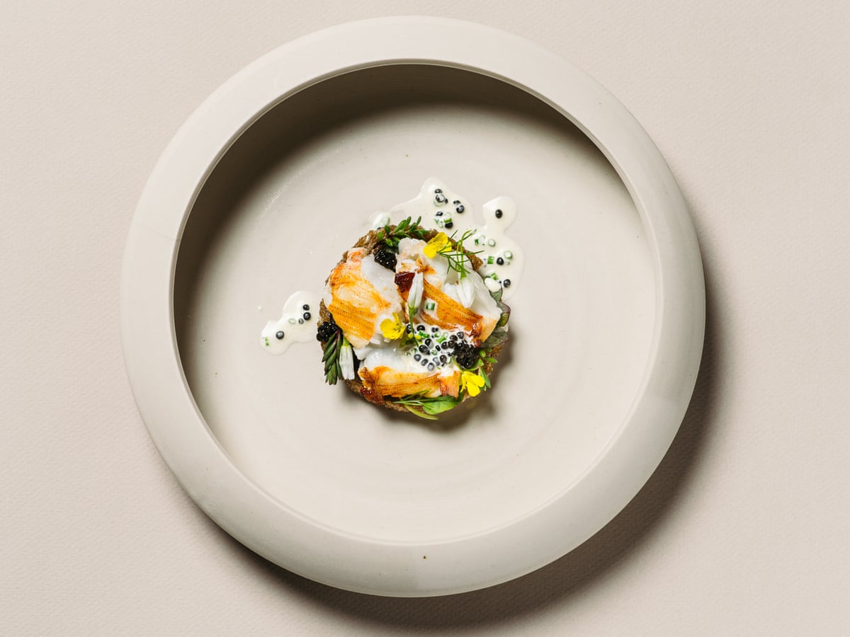 Diy Fine Dining A Three Course Make At Home Meal From 20 Years Of Aria Food The Guardian