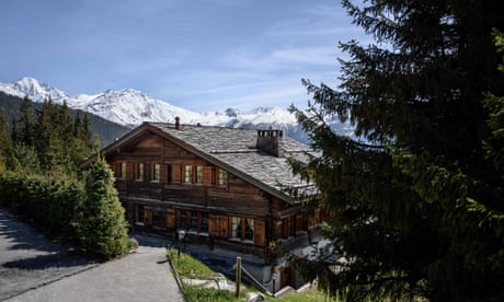 Prince Andrew to face legal case over reported £5m ski chalet debt