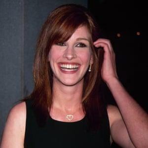 Julia Roberts in 1995