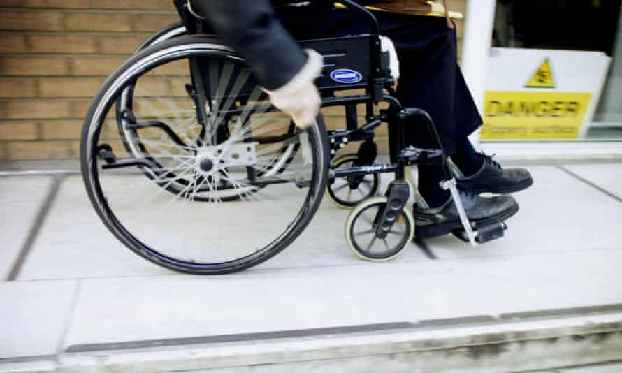 The benefit tribunal system is the barrier that prevents many disabled people from, say, getting a wheelchair, or help to leave the house.