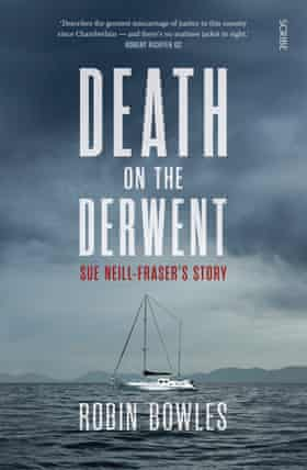 Cover image for Death on the Derwent by Robin Bowles