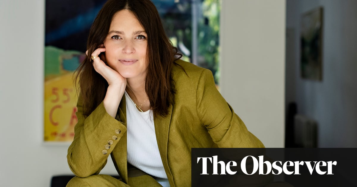 Elizabeth Day: 'A lot of people were yearning to talk about failure'