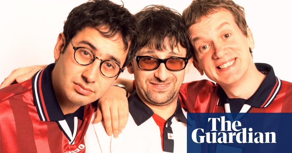 How we made Three Lions: David Baddiel and Ian Broudie on England's Euro 96 anthem